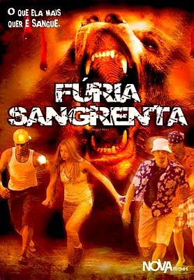 Filme Poster  Fúria Sangrenta DVDRip XviD & RMVB Dublado