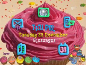 Cupcake (8520/8530/9300 OS5) Preview 1