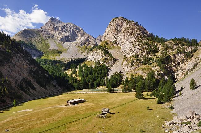 Traversée des Alpes, du lac Léman à la Méditerranée Gr5-briancon-mediterranee-pre-premier