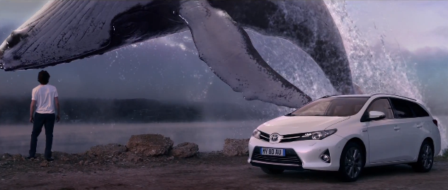 "Toyota Presents ""The Station Wagon"" via Saatchi&Saatchi Italy"