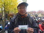 エンジン リールシャフトプレゼント 大塚選手 2012-10-28T23:34:23.000Z