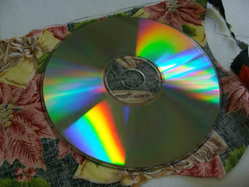 Pegue um cd usado