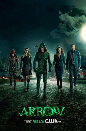 Arrow - 3ª Temporada – Torrent 1080p / 720p / HDTV Legendado (2014) – Arrow 3ª Temporada Completa + Legenda