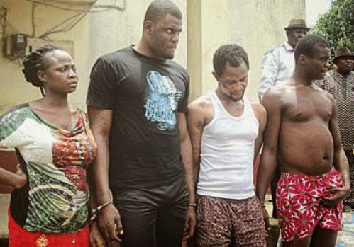 Female Robbery Suspect Arrested In Calabar