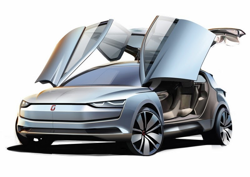ItalDesign - Giugiaro - Clipper Concept