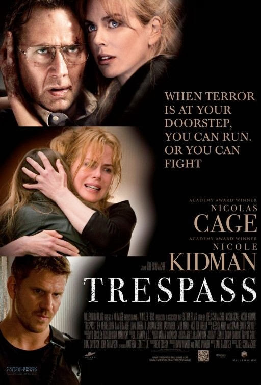 Poster Of Trespass (2011) Full Movie Hindi Dubbed Free Download Watch Online At Alldownloads4u.Com