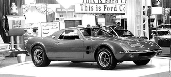 Ford - Mach 2