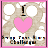 Scrap Your Story challenges