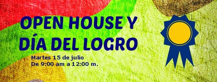 América del Callao - INVITACIÓN AL OPEN HOUSE Y DÍA DEL LOGRO