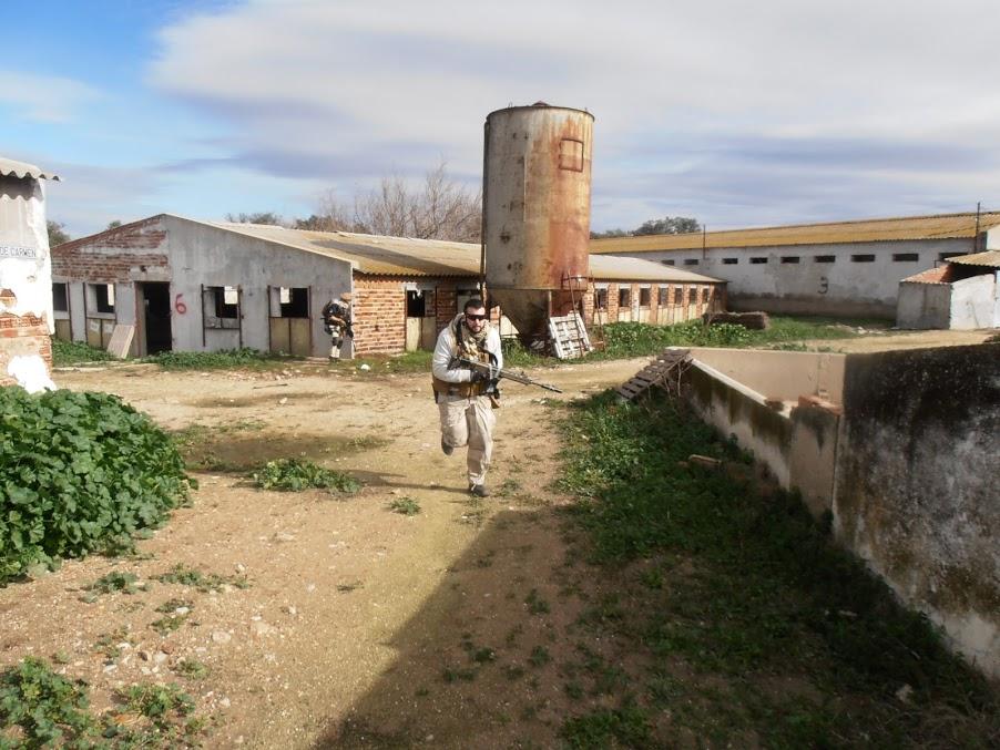 PRESENTACIÓN Y CARACTERÍSTICAS DE LA GRANJA Y BOOTCAMP.. P1210060