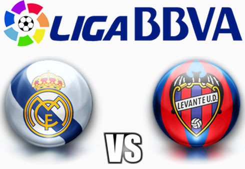 Video Ggoles resultado Real madrid Levante jornada 23
