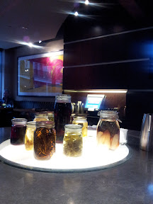 Some pickled mysteries at the bar of Boka