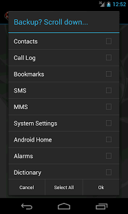My Backup Pro v4.0.5 for Android