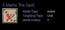 Spot Mark - Cách ép đồ tướng trong Dota - Kunkka