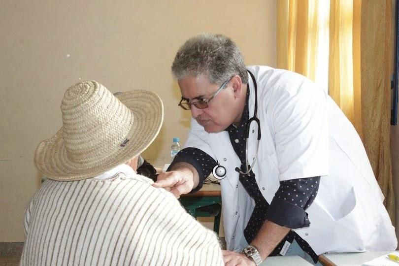 1200 شخص يستفيدون من خدمات قافلة طبية بجماعة اجوامعة