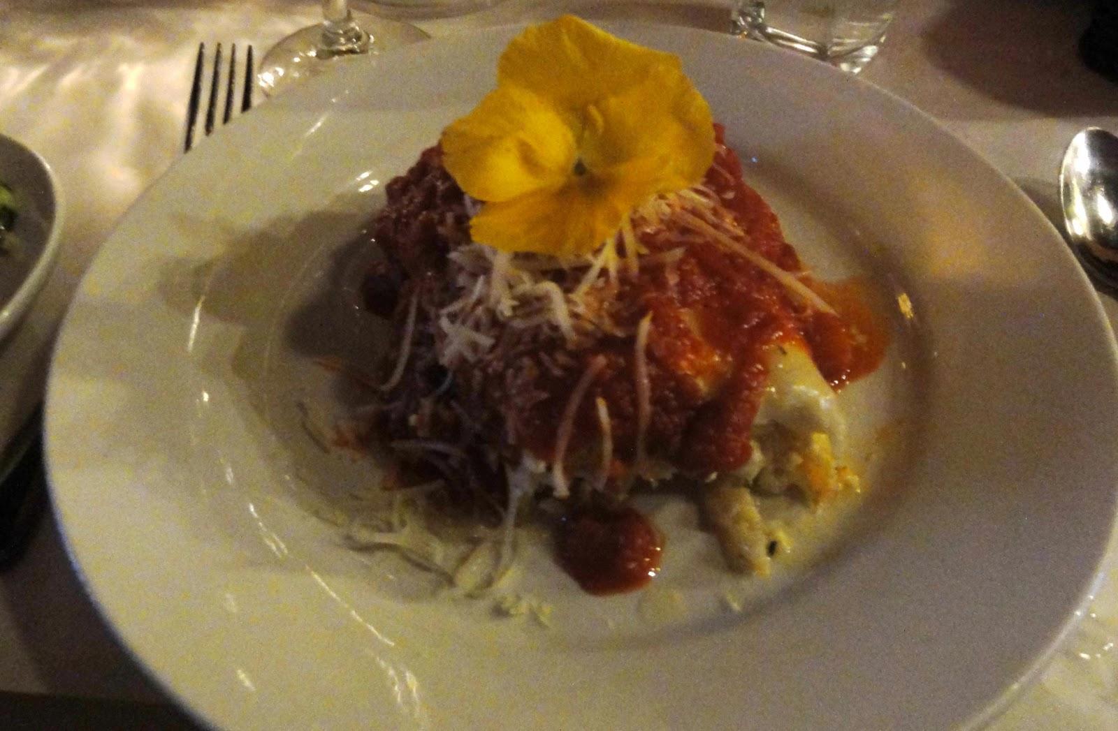 Indianapolis Restaurant Scene: Iozzo\'s Garden of Italy