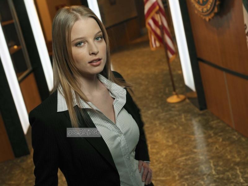 Rachel Nichols《Criminal Minds》