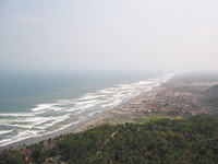 Wisata Jogja - Pantai Parangtritis Yogyakarta
