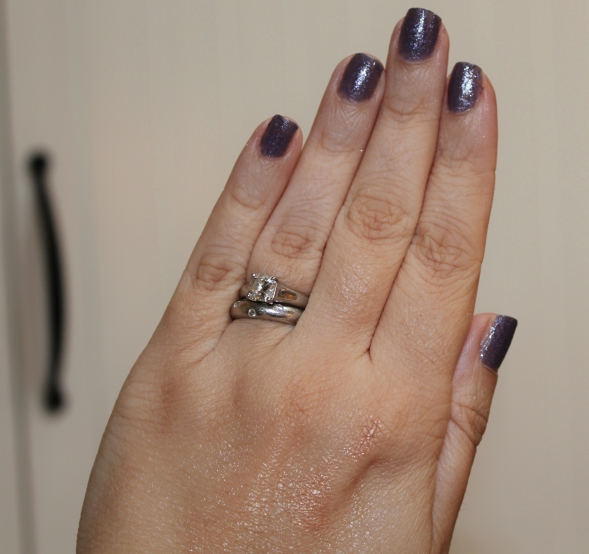 Butter London No More Waity, Katie Nail Polish   The Non-Blonde