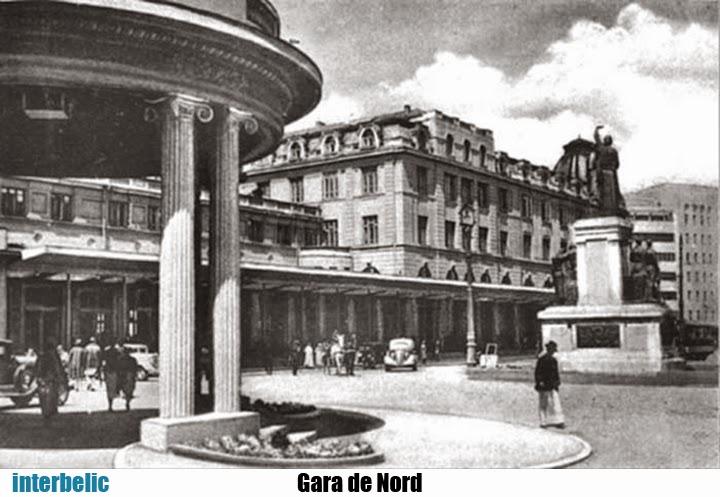 Gara de Nord, Bucureşti | THENOW | trecutul la prezent