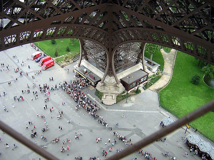 Qué ver en París en un fin de semana; la torre Eiffel