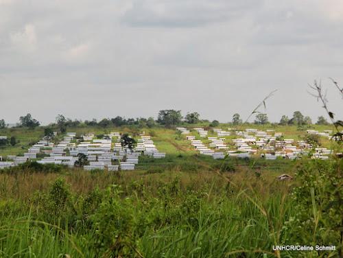 Plus d'un demi-million de réfugiés vivent en RDC, selon le HCR