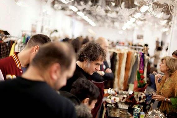 Malasaña Market, 13, 14 y 15 de marzo en el mercado de Barceló