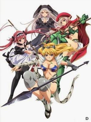Queens Blade: Utsukushiki Toushi-tachi 06/06 (HD + Ligero) [Sin Censura][Sub Español][MEGA]