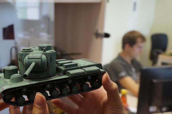 Cùng game thủ Việt tham quan trụ sở Wargaming 8