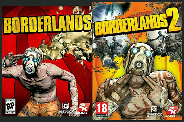 Borderlands 1 y 2
