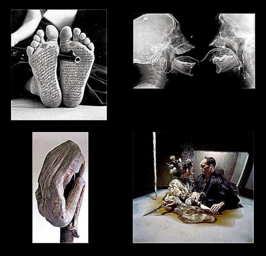 The Body in Contemporary Art  The Portfolio of Eric Reber