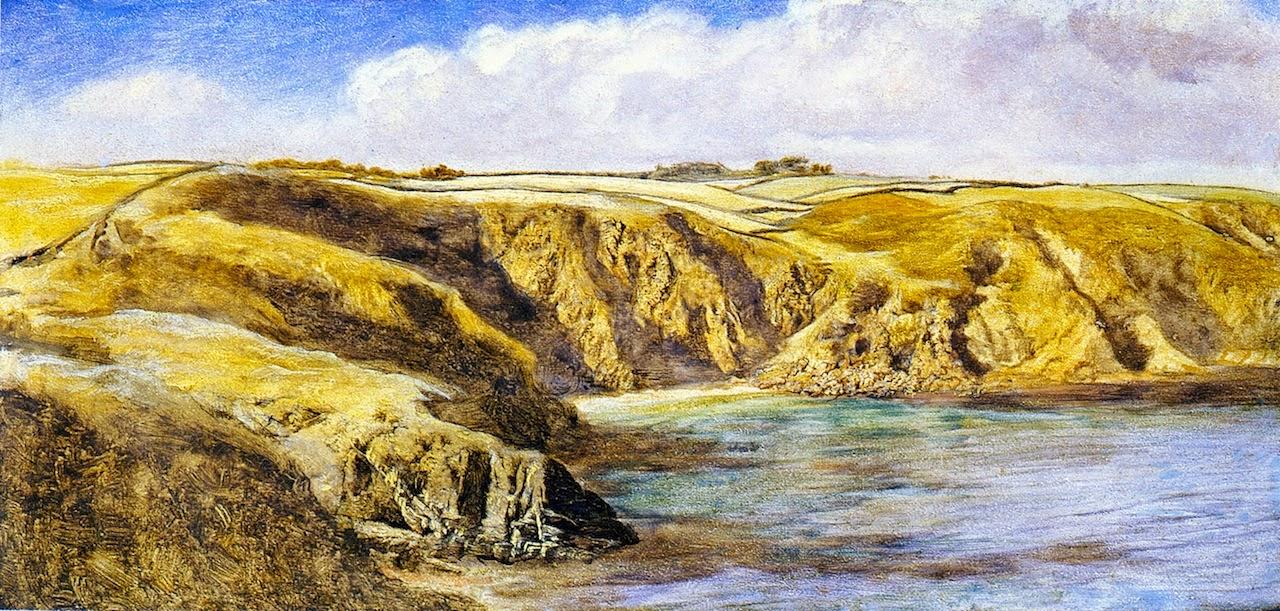 John Edward Brett - Parn Voose Cove