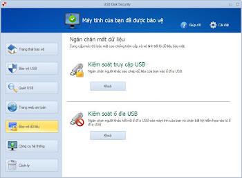 USB Disk Security 6.2.0.125 + Keys - Bảo Vệ Máy Tính Với Virut Từ USB