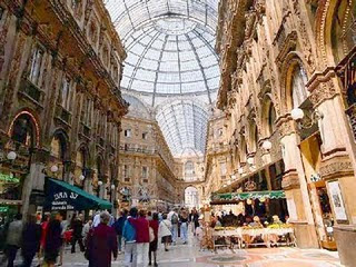 Милан - столица шоппинга