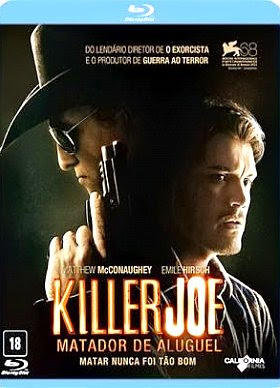 Filme Poster Killer Joe – Matador de Aluguel BDRip XviD Dual Audio & RMVB Dublado