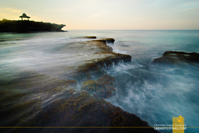Waiting for the Sunrise at Patar Beach in Bolinao