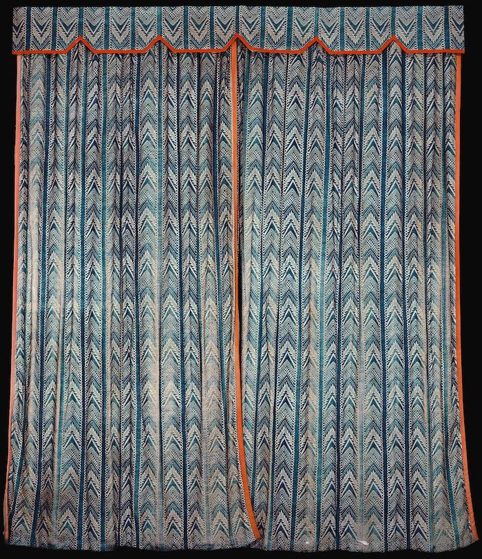 Curtains 1930s House