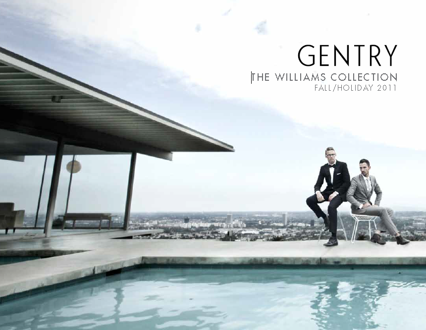 "Gentry Accessories ""The Williams Collections"""