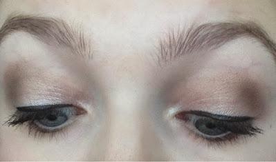 natural eye shadow look