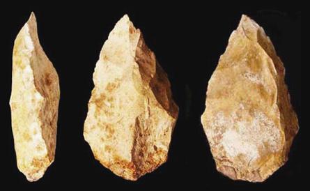 Evidencias de una anterior migraci n humana de frica - Herramientas para piedra ...