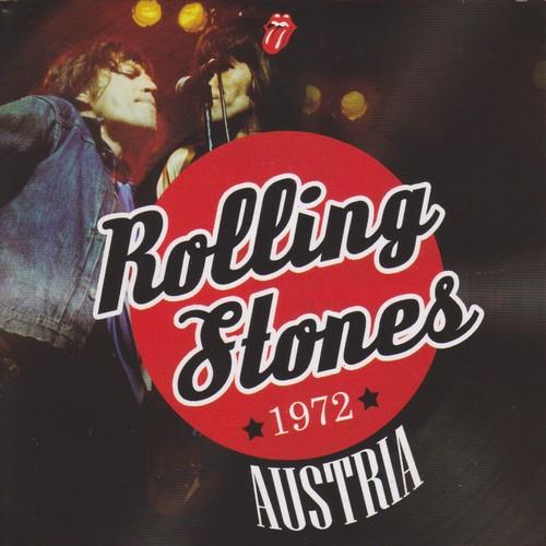 The Rolling Stones - ' Austria 1972' with Bonus (CD & Covers