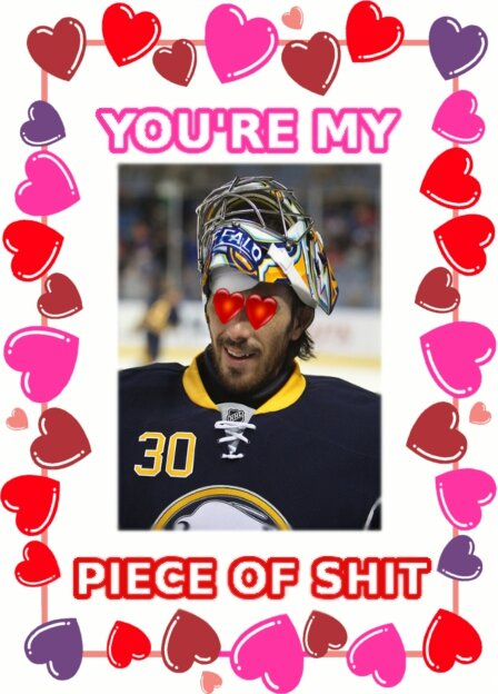 Say Lets Make Out with these unofficial 2013 NHL Valentines – Hockey Valentine Cards