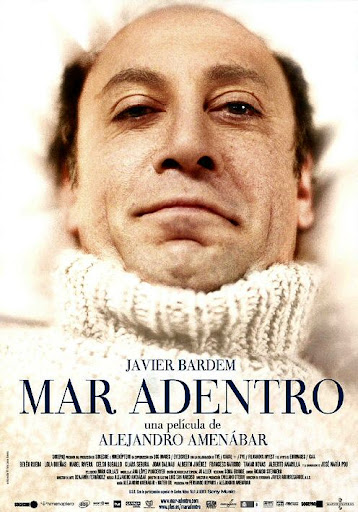 Mar adentro - Amenábar, Javier Bardem