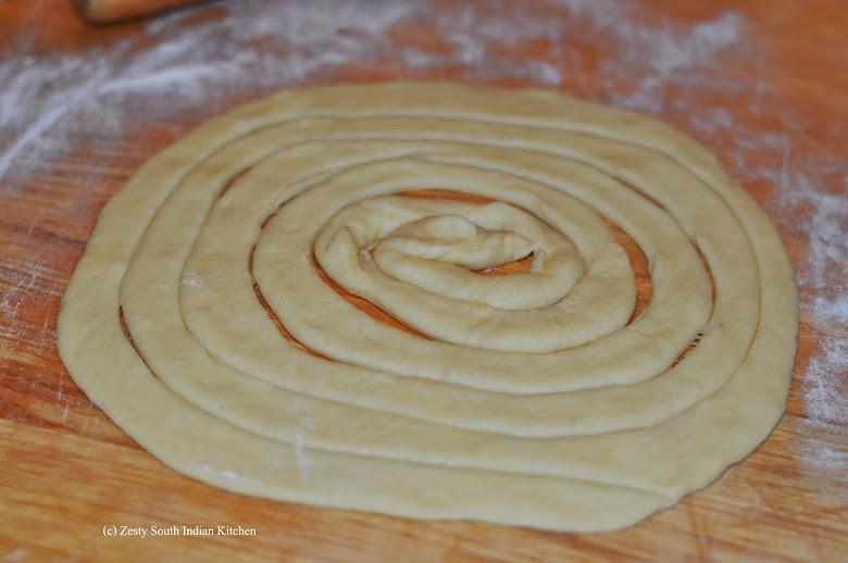 Chimney Cake K 252 Rtőskal 225 Cs Zesty South Indian Kitchen