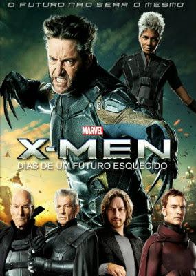 Filme Poster X-Men – Dias de um Futuro Esquecido HDRip XviD Dual Audio & RMVB Dublado