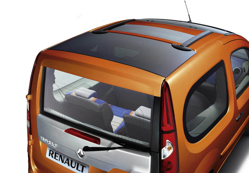 Renault Kangoo Be Bop 2009