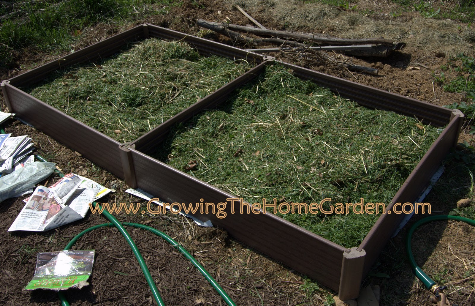 Greenland gardener raised bed garden kit - I Really Like The Seed Planting Concept That Greenland Gardener Kit Has But I Ll Save That Post For Later When The Weather Is Safe For Planting