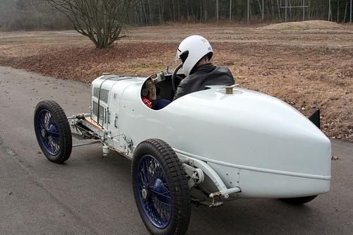 Aston Martin «Halford Special», 1923 г.