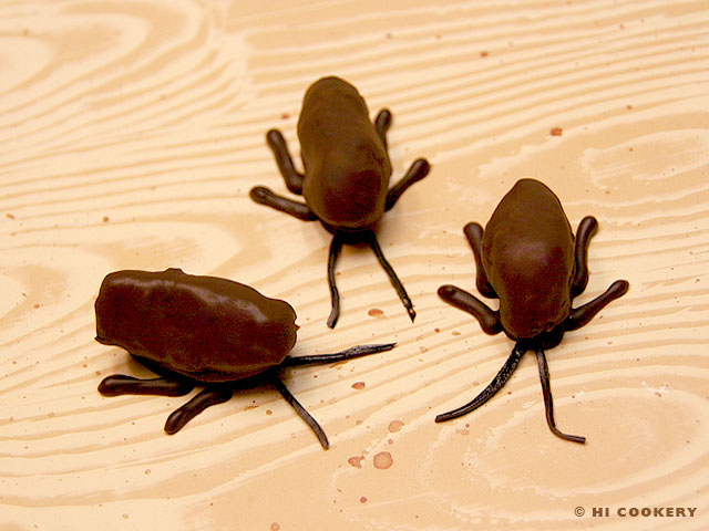 Choco-Roaches
