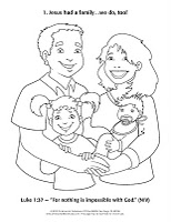 VBS Coloring Pages 2011